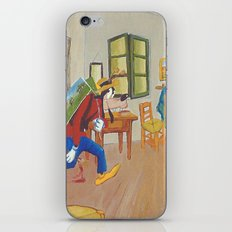 Goofy as Vincent iPhone & iPod Skin