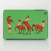 Heigh! iPad Case