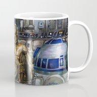 Star Wars - Let The Wook… Mug
