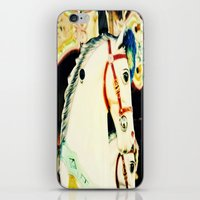Carousel Horse iPhone & iPod Skin
