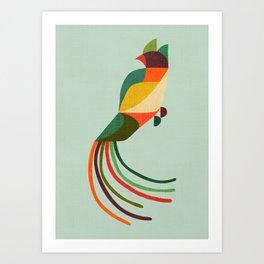 Art Print - Bird - Picomodi