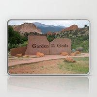 Garden Of The Gods - Col… Laptop & iPad Skin
