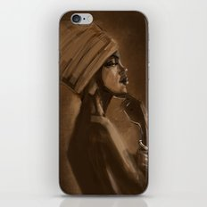 Afro Beauty iPhone & iPod Skin