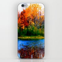 Remember Autumn iPhone & iPod Skin