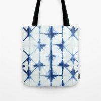 Shibori Thirteen Tote Bag