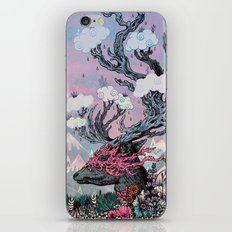 Journeying Spirit (deer)… iPhone & iPod Skin
