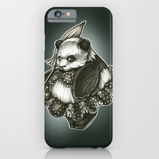 Panda's Day Off iPhone & iPod Case