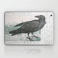 Raven Of Marburg Laptop & iPad Skin