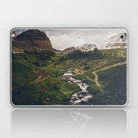 Canadian Rockies Laptop & iPad Skin