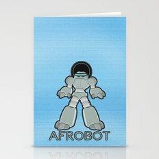 Afrobot Stationery Cards