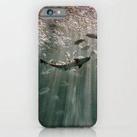 iPhone & iPod Case featuring Deep Secret by RichCaspian
