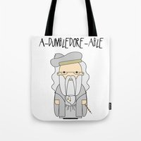 A-DUMBLEDORE-ABLE.  Tote Bag