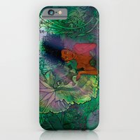 Bayou Mermaid iPhone 6 Slim Case