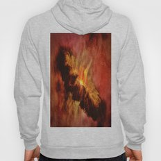 burning RING Hoody