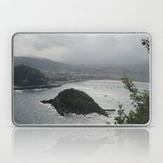 san sebastian, spain Laptop & iPad Skin