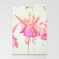 Colors Of Flowers Stationery Cards