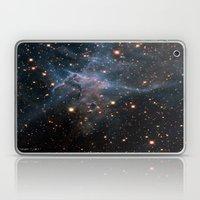 Mystic Mountain Nebula Laptop & iPad Skin