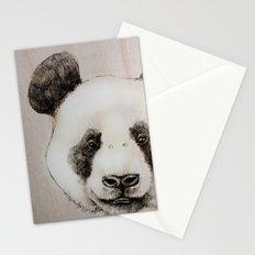 balsa panda Stationery Cards