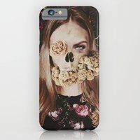 Deadly Girl iPhone 6 Slim Case