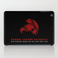 ZLB Baseball iPad Case