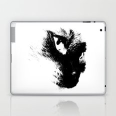 Rorchach Cat Laptop & iPad Skin