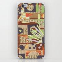 Louise's Lash iPhone & iPod Skin