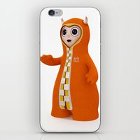 The Fugitive iPhone & iPod Skin