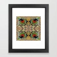 Gorgona Framed Art Print