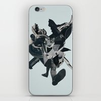 Kissing the Jaws of Life iPhone & iPod Skin