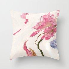 Pinku II Throw Pillow