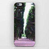 Paris Jardin des Plantes iPhone & iPod Skin