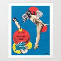 Promises Of The Jet Age:… Art Print