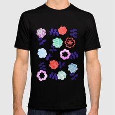 Daisy Dallop Mens Fitted Tee Black SMALL