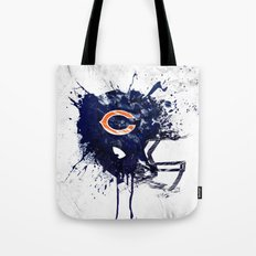 Bear Down Tote Bag
