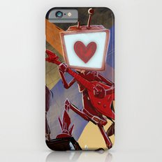 Rock Band Robot iPhone 6 Slim Case