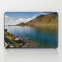 Levers Water iPad Case
