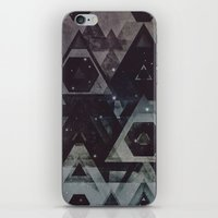 tyx tryy iPhone & iPod Skin