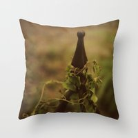 Ivy Isolation Throw Pillow