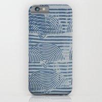 Indgo Paste Print iPhone 6 Slim Case