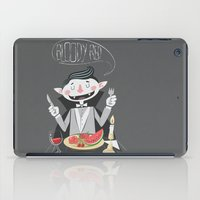Vegan Vampire iPad Case