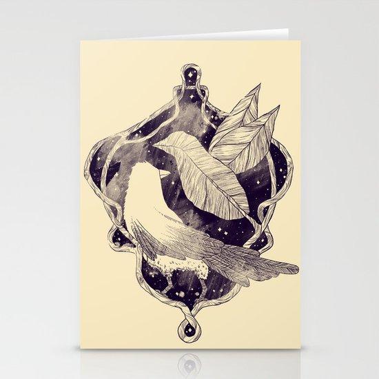 Solitude Stationery Card