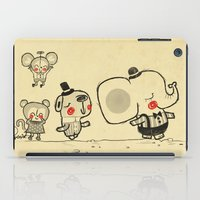Walking With You. Forest… iPad Case
