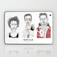 Fight Club - Triptych Laptop & iPad Skin