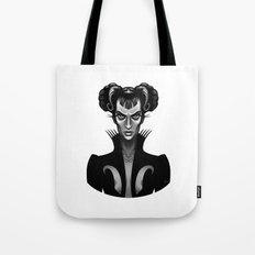 Feral Fashionista Tote Bag