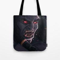 Qalqian Rage Tote Bag