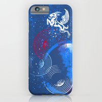 Winged Goat of the Cosmos iPhone 6 Slim Case