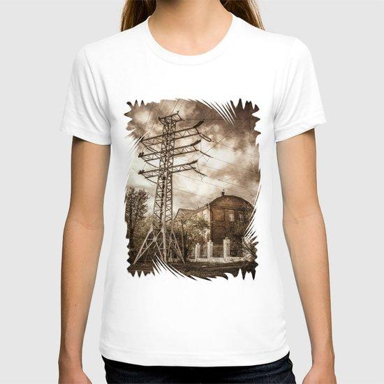 Old Powerstation T-shirt