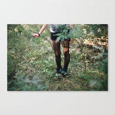 The Runaway Canvas Print
