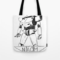National Advisory Committee for Mecha-Electronics Tote Bag