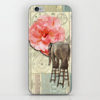 The tenacity of love iPhone & iPod Skin